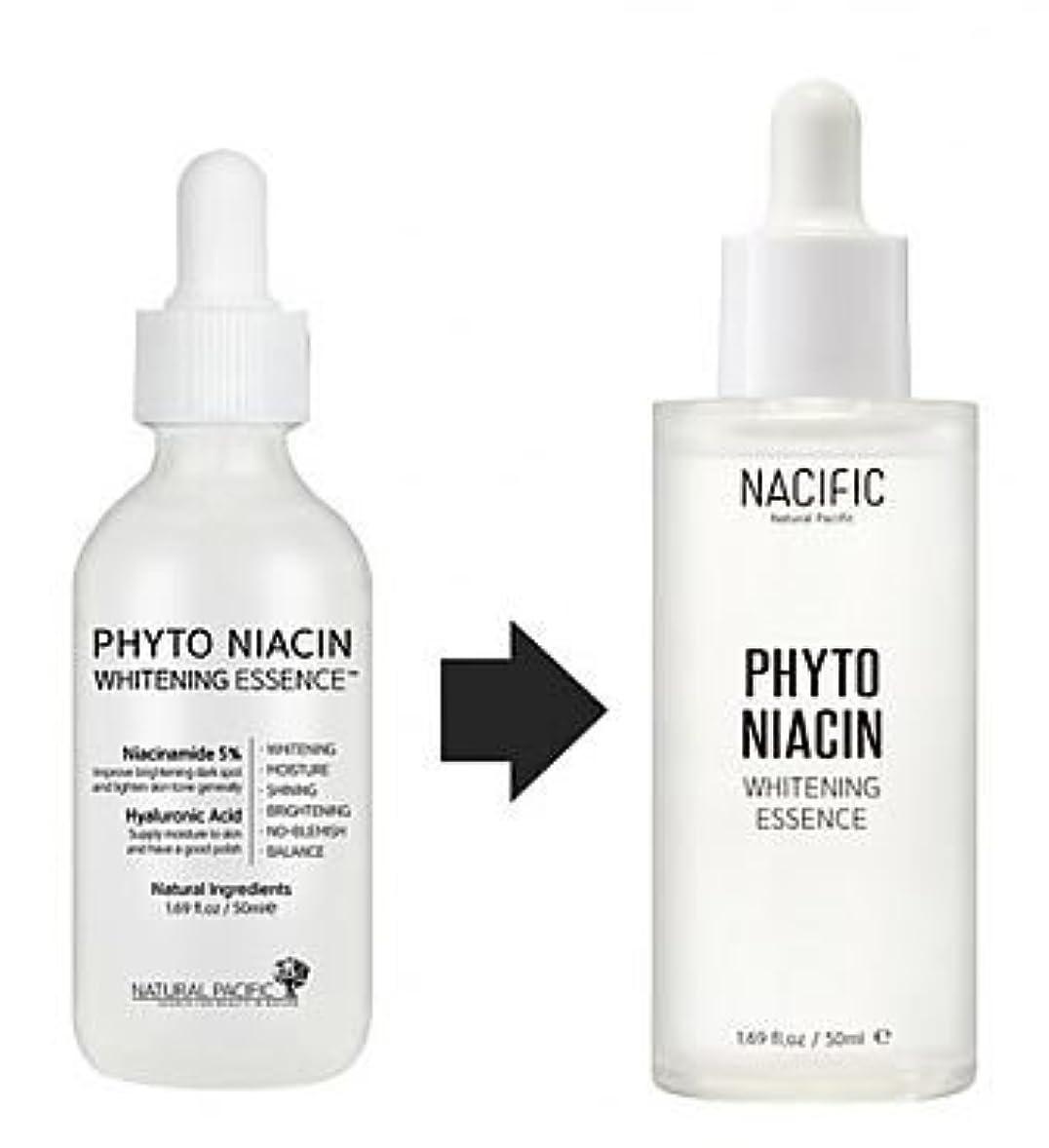 防水居心地の良い見物人[NACIFIC]Phyto Niacin Whitening Essence 50ml/ナチュラルパシフィック フィト ナイアシン ホワイトニング エッセンス 50ml [並行輸入品]