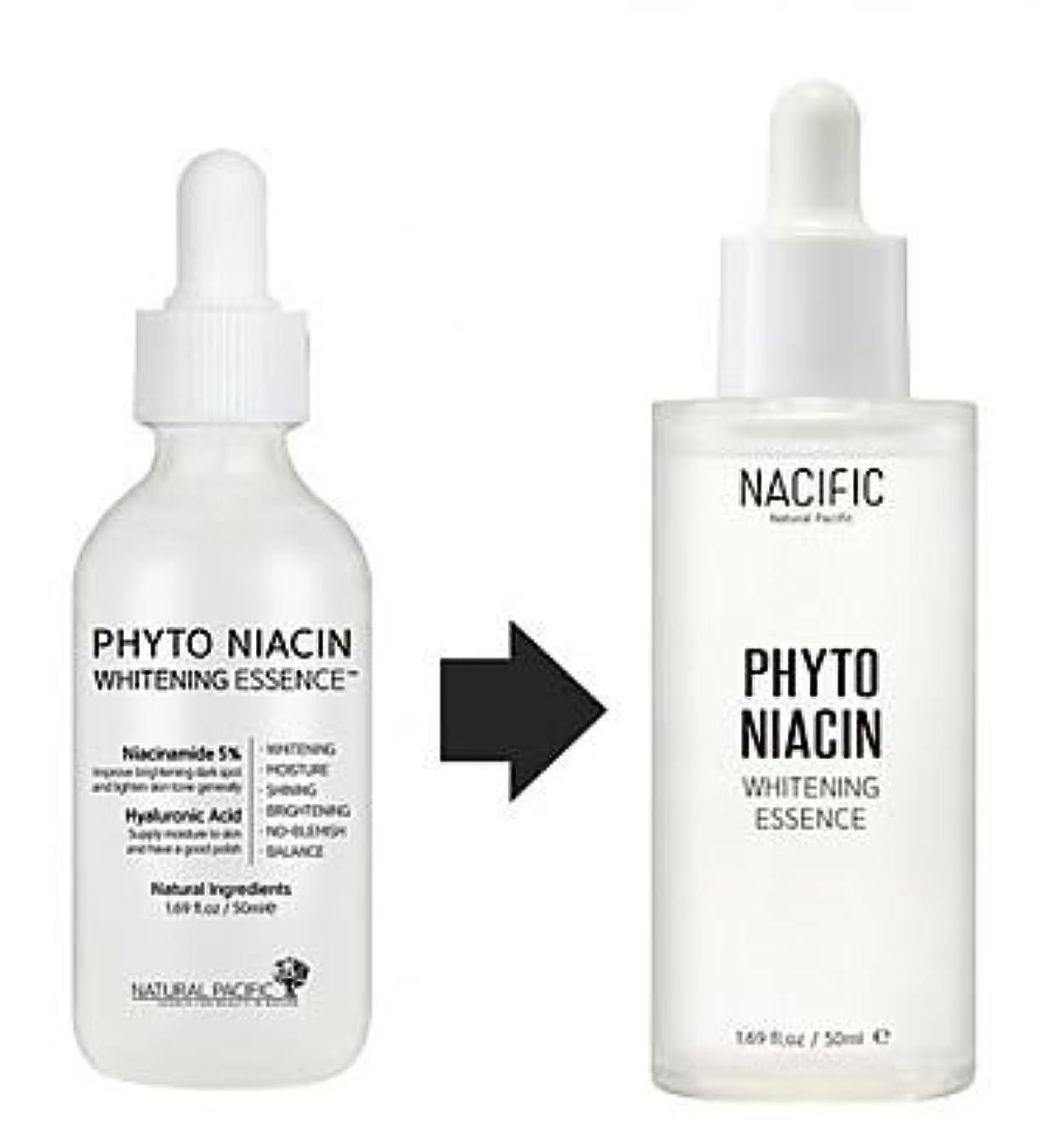 困惑するロボット正確[NACIFIC]Phyto Niacin Whitening Essence 50ml/ナチュラルパシフィック フィト ナイアシン ホワイトニング エッセンス 50ml [並行輸入品]