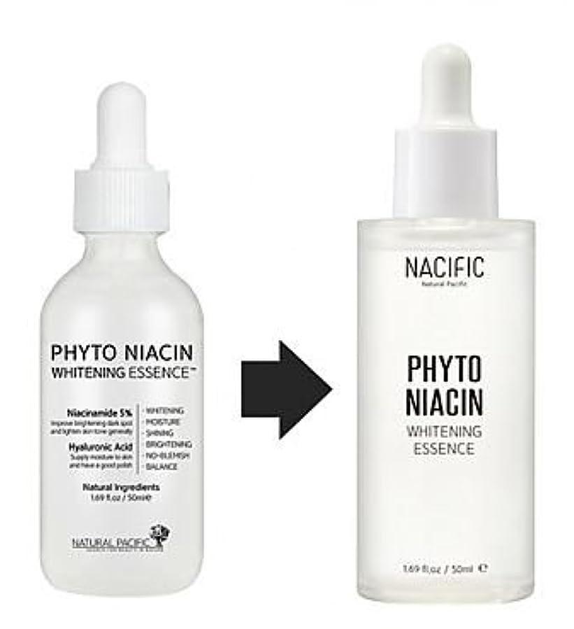 地獄ベイビー盆地[NACIFIC]Phyto Niacin Whitening Essence 50ml/ナチュラルパシフィック フィト ナイアシン ホワイトニング エッセンス 50ml [並行輸入品]