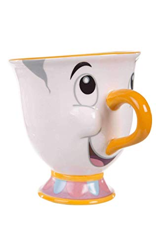 Disney PP3556DP Tazza, Porcellana, Multi-Colour, Standard