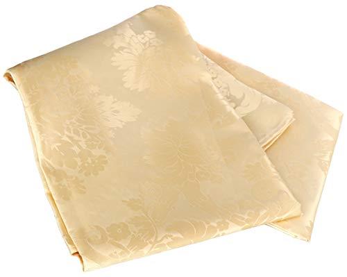 com-four® Mantel - Un Mantel Cuadrado con un patrón - Mantel de poliéster - Mantel para Navidad, cumpleaños, Boda - 180 x 130 cm