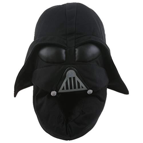 SAMs Hausschuhe Disney Star Wars Darth Vader, Schwarz, 43/45, TH-DarthVader