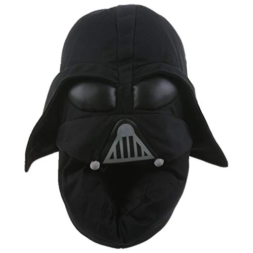 SAMs Hausschuhe Disney Star Wars Darth Vader, Schwarz, 45/47, TH-DarthVader