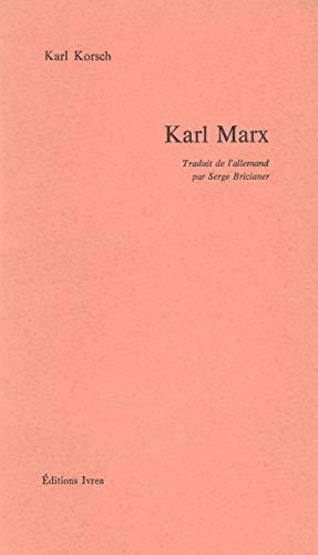 Karl Marx (Champ libre)