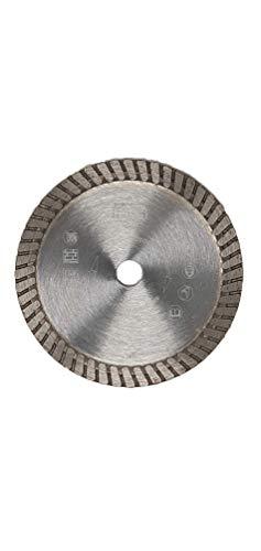 jjw-germany Turbo Diamant - Disco de corte para sierra (85 x 10 mm, perforación de calidad industrial según DIN EN 13236)