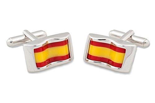 SoloGemelos - Gemelos Bandera España - Rojo