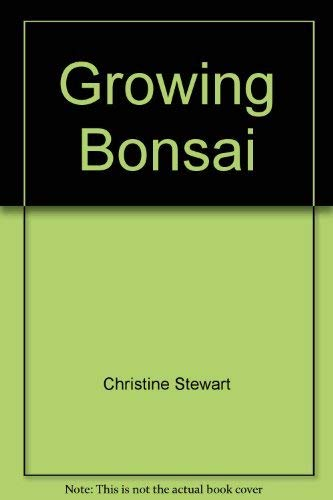 Growing Bonsai