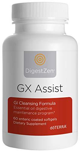 doTERRA - GX Assist GI Cleansing Formula - 60 Softgels