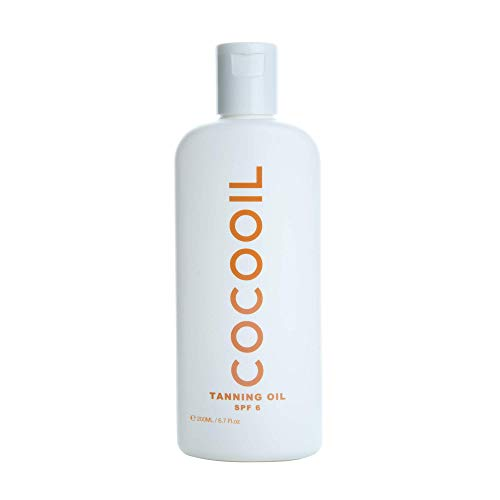 COCOOIL Tanning Oil