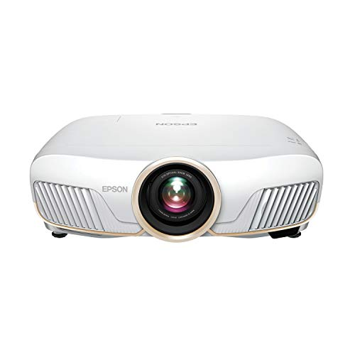 Epson Home Cinema 5050UBe Wireless 4K PRO-UHD 3-Chip Projector with HDR,White