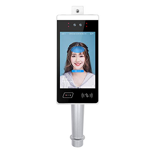 MODEO Face Recognition Body Temperature Measurement System,...