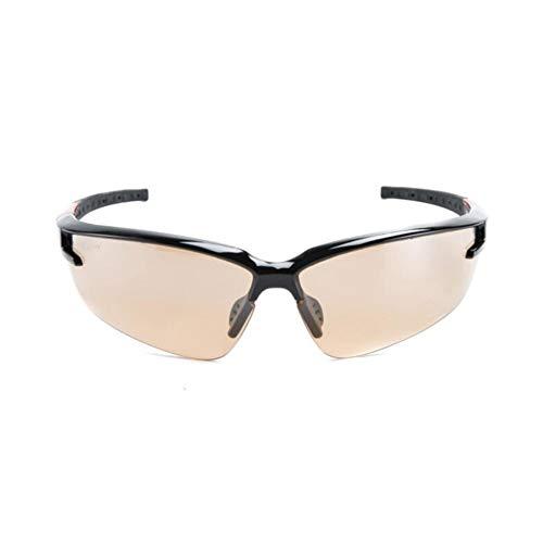 Gafas de Seguridad Gafas graduadas de Lentes Naranjas, a Prueba de Polvo...