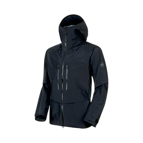 Mammut Teton HS Hooded Jacket Men - Gore-Tex Regenjacke