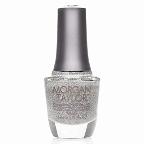 Morgan Taylor Professional Nail Lacquer - Fame Game 15ml (Best Glitter Nail Polish Uk)