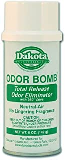 Odor Bomb Odor Eliminator 5 Ounces each - 3 Pack