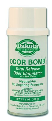 Odor Bomb Odor Eliminator 5 Ounces each - 3 Pack