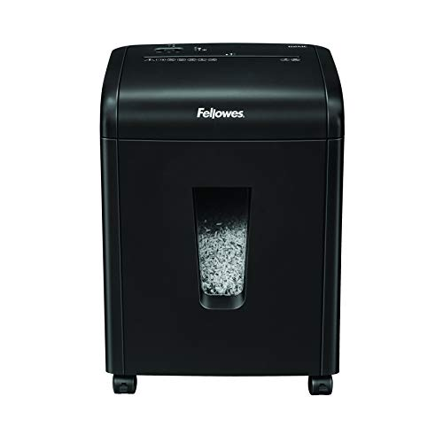 Fellowes 4685201 Distruggi Documenti 62Mc, a Micro-Frammento, 10 Fogli