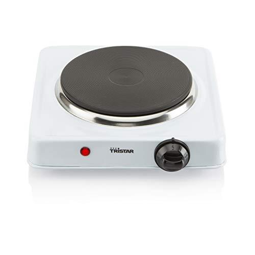 Tristar KP-6185 - Placa de cocción con termostato, diámetr