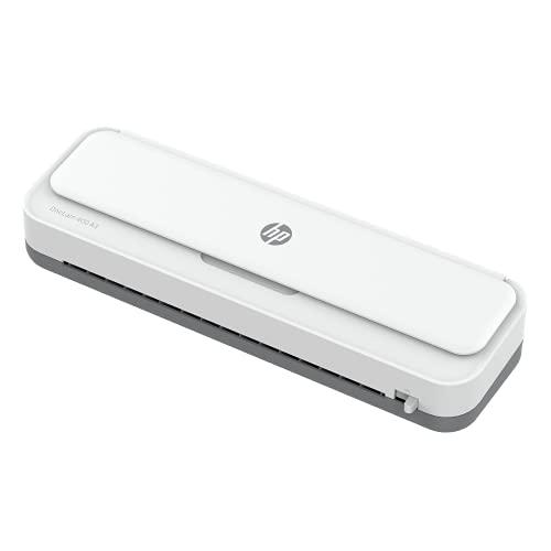 HP OneLam 400 A3, Laminiergerät, 75/80 - 125 Micron, 400 mm pro Minute, inkl. Schneidelinieal, Eckenabrunder und Laminierfolien