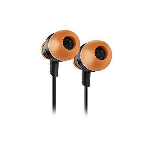 KROM KINEAR -NXKROMKINEAR - Auriculares in-Ear, Sonido Stereo,...