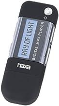NAXA Electronics NM-145SBLK MP3 Player with 4GB Built-in Flash Memory, LCD Display & USB Plug Adaptor photo