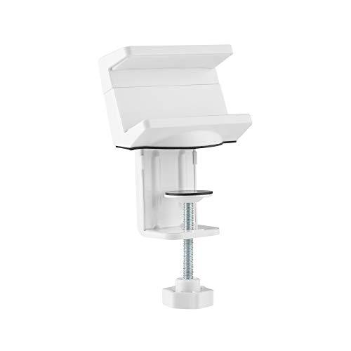 InLine Pinza de Mesa para regleta, Color Blanco