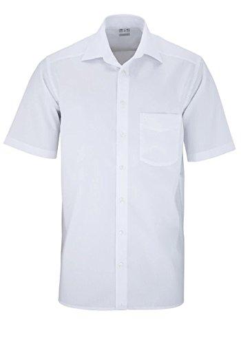 OLYMP Hemd Comfort fit Kurzarm (New Kent, Uni), Größe:50