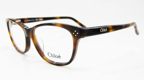 Chloé Brillengestelle CE2633 Monturas de gafas, Marrón (Braun), 52.0 para Mujer