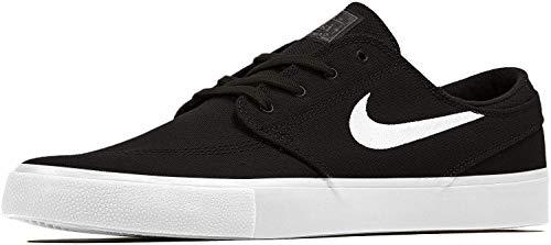 Nike SB Zoom Janoski Cnvs RM, Zapatillas de Deporte Unisex Adulto, Multicolor (Black/White/Thunder Grey/Gum Light Brown 000), 44 EU