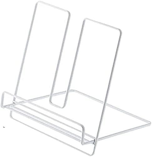Very popular! HXR Desktop Bookshelf Reading Rack Shelf Multifunction Iron NEW Book