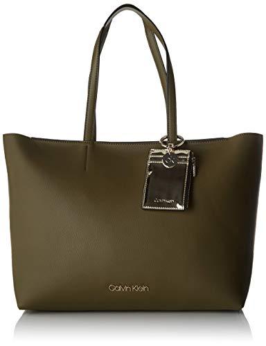 Calvin Klein Ck Must Psp20 Med Shopper, Cabas femme,...