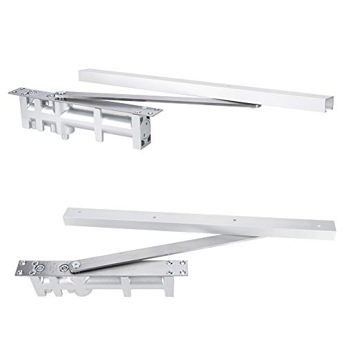 Door Closer, Stable Automatic Door Closer, Ultra Hard Office Apartment Garage