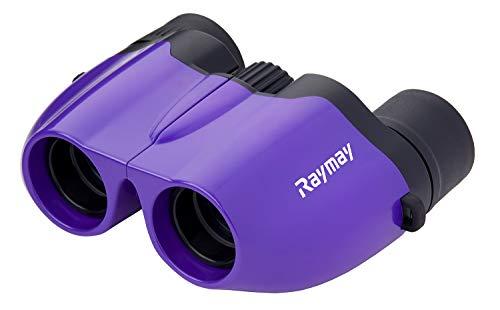 レイメイ藤井 双眼鏡 コンパクト 8倍 8×21 バイオレット RXB317V
