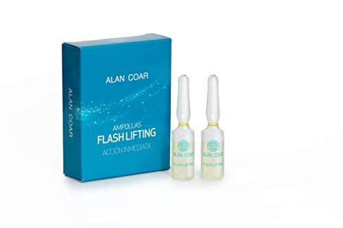 Alan Coar, Ampollas Flash Lifting, Efecto tensor inmediato - 2 unidades