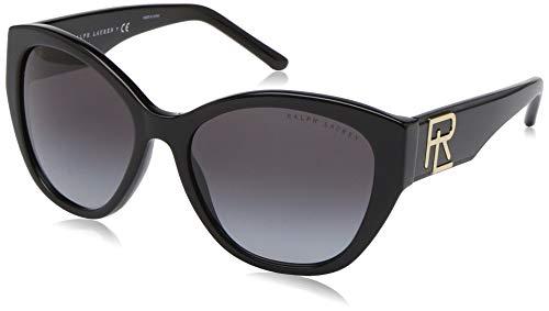 Ralph Lauren 0RL8168 Gafas de sol, Black, 55 para Mujer