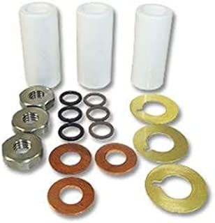 Comet Pump 2409.0073.00 Piston Kit for 18mm FW and HW Series Pumps