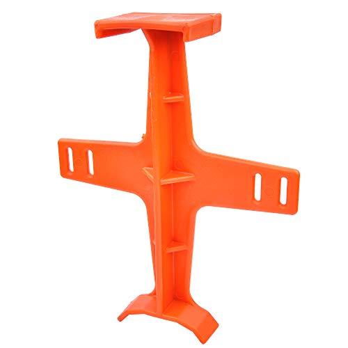 "10.5"" 10-1/2"" Tie Down Brace Motocross Dirt Bike Fork Saver Wheel Support Suspension Motorcycle Accessories Orange"