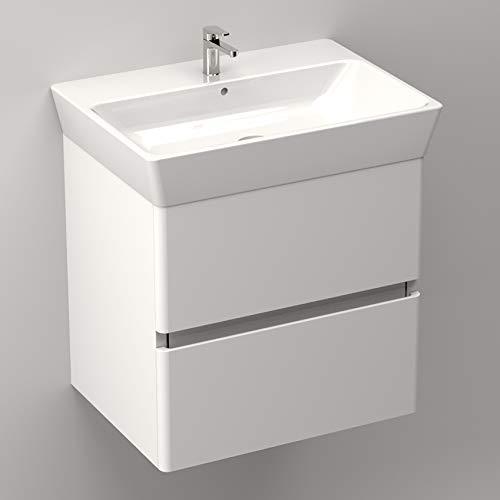 Tona Unterschrank zu Ideal Standard Keramik Waschbecken Connect Air 600 Cube (E029801)