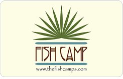 Fish Camp Our shop most Max 78% OFF popular Card Gift
