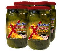 Best Maid Xtreme Hot Pickle Bitez