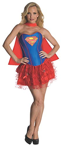 Rubie's 3 880558 S – Costume Supergirl Corset pour Adulte, Taille S