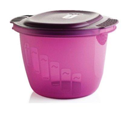 Tupperware Mikrowellen Sie-Pasta Cooker Runde 3L, 13,2 Cup