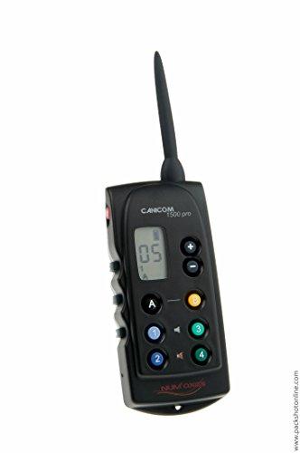 NUM'AXES TELECOMMANDE Seule CANICOM 1500 Pro