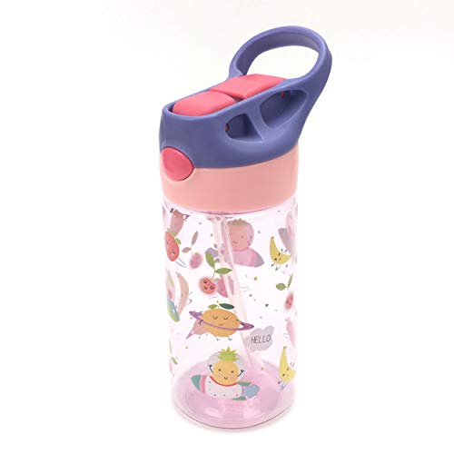 Botellas De Agua Para Niños Antigoteo Marca ZT