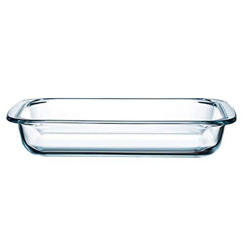 2 Quart Glass Baking Dish for Oven