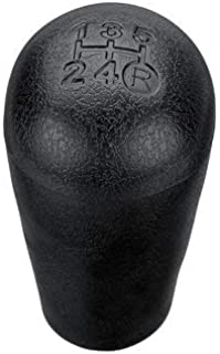5 Speed Black Shift Knob For Toyota 1996-2001 4Runner 1995-2004 Tacoma - Interior Parts Shift Knobs
