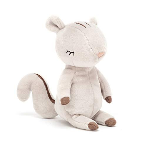 Jellycat Minikin Squirrel Stuffed Animal