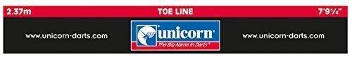 Unicorn Neu Zielscheiben Linie Zu Spielen Selbstklebend Zielscheiben Zehe Linie Darts Wurflinie