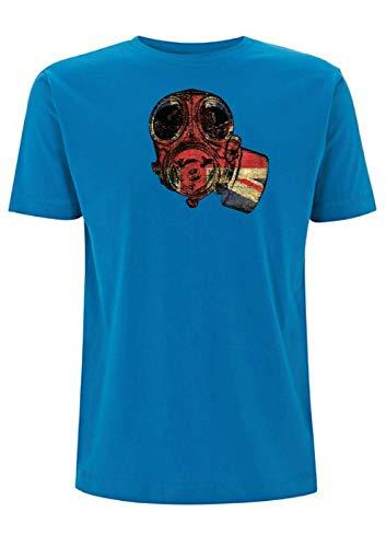 Camiseta inspirada en la máscara de gas SAS con diseño de la...