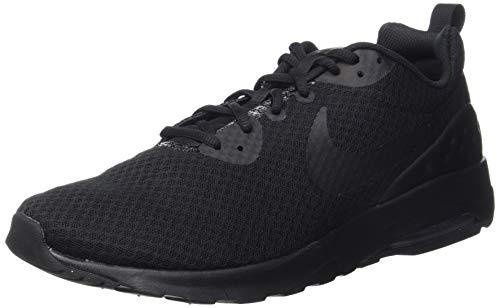 Nike Air Max Motion UL, Zapatillas de Entrenamiento para Hombre, Negro (Black/Black-Anthracite), 44.5